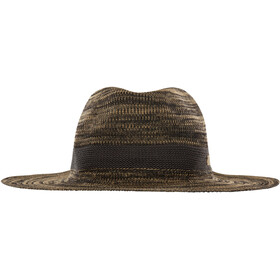 The North Face Packable Panama Casquette Femme, kelp tan/tnf black marl